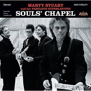STUART MARTY/SOULS' CHAPEL