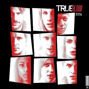 True Blood 2014 Wall Calendar