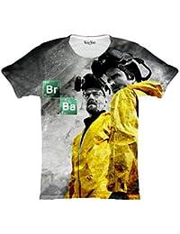 "T-Shirt ""Sublimation"" Breaking Bad"