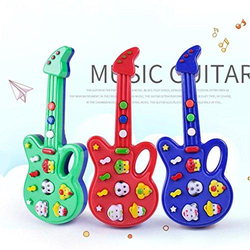 Preisvergleich Produktbild Omiky® Kinder lernen Gitarre Ukulele Mini Tier kann Musikinstrumente Spielzeug spielen
