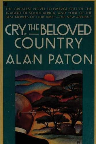an analysis of the book cry the beloved country by alan paton Alan paton is the clever author of cry, the beloved country, a historical fiction book that displays the violences of injustice, discrimation, and imperialism that begins its story in the lonesome island of ndotsheni where kumalo lives.