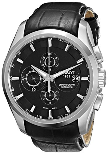 Tissot Men's T-Trend COUTURIER Automatic Chronograph Watch - T0356271605100