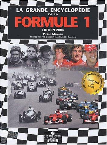 La Grande Encyclopédie de la Formule 1, coffret 2 volumes par Pierre Ménard