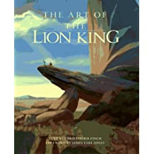 The Art of the Lion King (Disney Miniature Series)