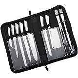 Royalty Line Pro - Estuche de cuchillos (9 piezas)