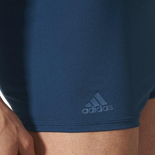 adidas Herren Graphic Boxer Badehose Blunit/Myspet