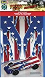 Revell Pinewood Derby Patriot Car Wrap Decal RMXY9423