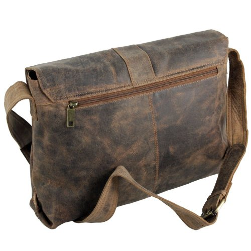 Harold's Antik borsa a tracolla pelle 36 cm beige_nature, braun