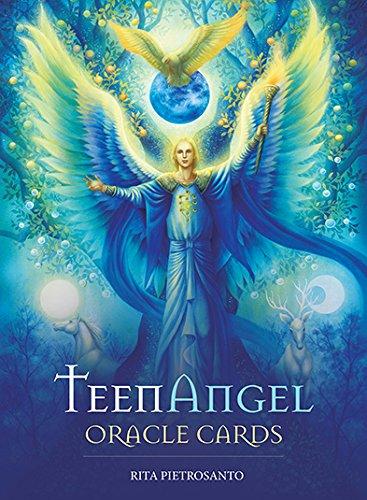 Teenangel Oracle Cards por Rita (Rita Pietrosanto) Pietros