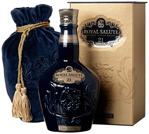 Chivas Royal Salute 21 Jahre Blended Scotch Whisky (1 x 0.7 l)