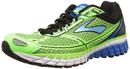 Brooks Aduro 4, Zapatos para Correr para Hombre, Verde (Greengecko/Bla