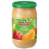 Compota Manzana-Pera Andros 750G