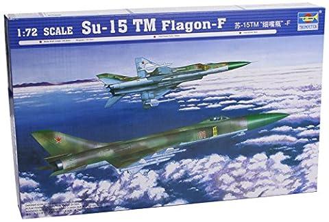 Trumpeter 01623 Modellbausatz Su-15 TM Flagon-F