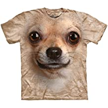 """The Mountain Kinder T-Shirt """"Chihuahua Face"""""""