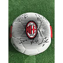 detailed look 9ae49 627d5 Pallone Ufficiale Autografato A.C. Milan 20182019