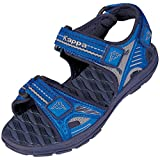 Kappa Unisex-Kinder Float Kids Sandalen, Blau (6067 Blue/Navy), 32 EU