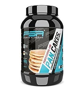 Protein Pancakes Low Carb und Low Fat, Eiweiß Pfannkuchen schnell und...