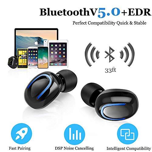 Cuffie Miclotus Auricolari Bluetooth 5.0 TWS