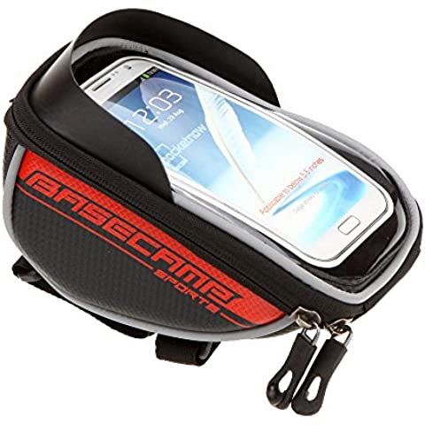 BaseCamp Impermeabile Bicicletta Ciclismo MTB BMX Cellulare Borse Custodia Per