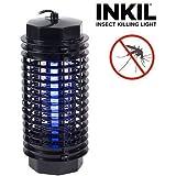 Lampada Anti Zanzare Inkil T1500 Trappola per Insetti Zanzare e Mosche