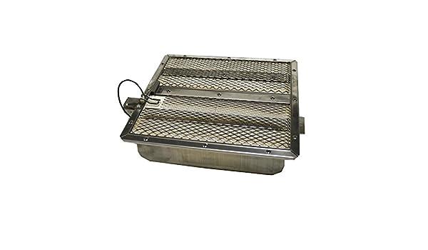 Broilmaster R3 R3B Infrared Gas Grill Replacement Ceramic Burner    B101269