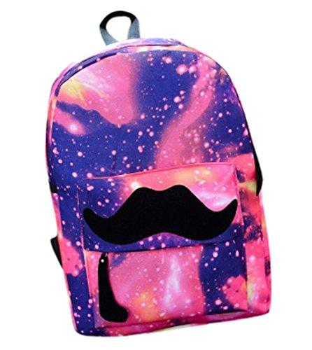 fanselatm-big-beard-canvas-galaxy-backpacks-for-teenage-girls-pink