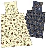 Die Schöne und das Biest Lumiere, Mrs. Potts & Cogsworth Bettwäsche Multicolour