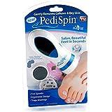 PediSpin Professional Callus, Dead & Dry Skin Remover. Foot Pedicure