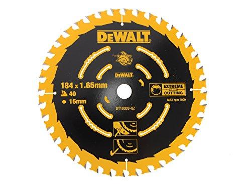 Preisvergleich Produktbild Dewalt Corded Extreme Rahmung Klinge 184 mm Bereich, DT10303-QZ