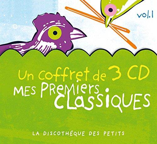 Coffret 3 CD : Mes Premiers Classiques /Vol.1