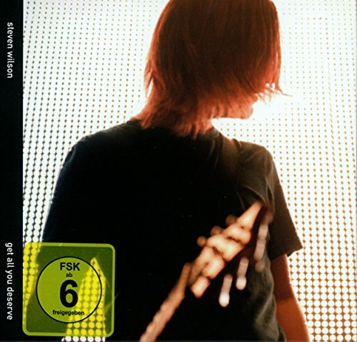 Steven Wilson: Get All You Deserve (Audio CD)