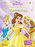 Disney Prinzessin: Mein goldener Malzauber: Mit schimmernder Goldfolie