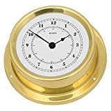 Fischer maritime Quarz-Uhr