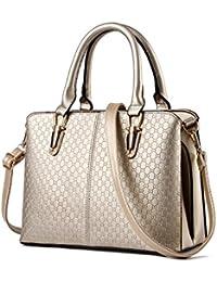 b5e410c58bd1 Tisdaini Women s Handbag Fashion PU Quality Embossed Shoulder Messenger Bag