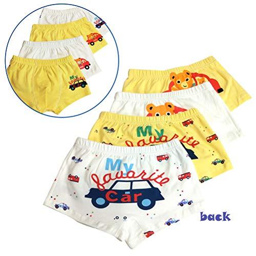 Xm Amigo Paquete De 4 Pantalones Para Ninas 2 13 Ano De Edad Leggings Elasticos Estampado Floral Ropa Calcetines Medias Y Leggings