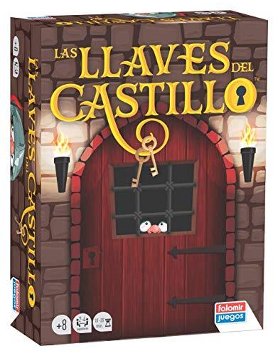 Falomir Llaves del Castillo. Juego de Mesa. Cartas