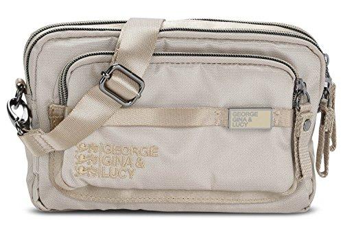 George Gina & Lucy Love Letters Mini Bag Borsa a tracolla Marsupio 20 cm Multicolore