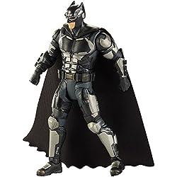 La liga de la Justícia - Figura Batman, 15 cm (Mattel FHG06)