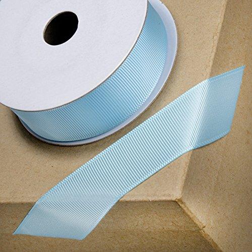 Club Green Ruban Gros Grain, Bleu, 38 mm x 10 m