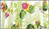 Tischdecke Blumen Tisch, 110cm x 140cm DC Fix abwischbar Küche Displayschutzfolie 225–7780
