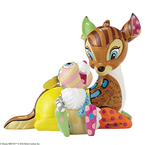 Disney Tradition Bambi & Thumper Figur
