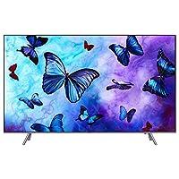Samsung 55 Inch QLED 4K Smart TV - Black, 55Q6FNA - 2018