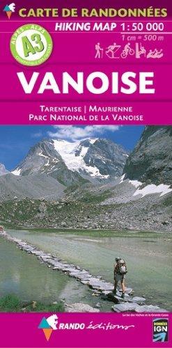 Vanoise: 1/50 000