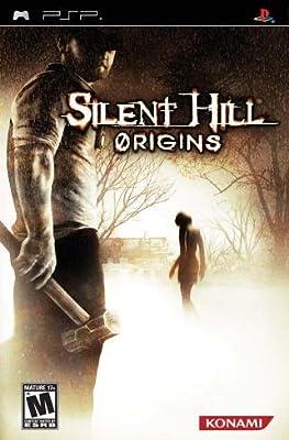 Silent Hill Origins (PSP) by Konami