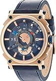 POLICE Herren-Armbanduhr PL15048JSR.03