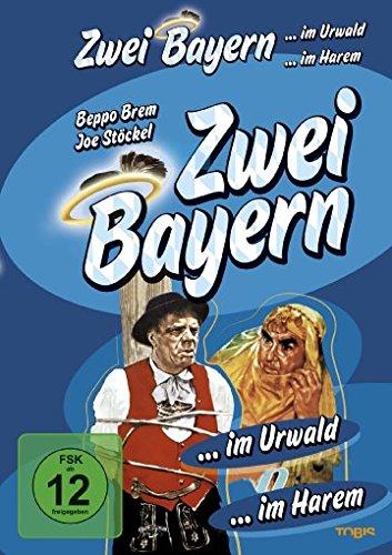 Zwei Bayern 1-2 - ...im Urlaub/...im Harem - Box [2 DVDs]