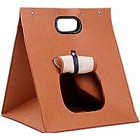 Pet Carrier - Bolsa portátil multifunción para cachorro, gato o gato, plegable, creativa