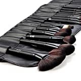 Charmoee-32-Pcs-Black-Rod-Makeup-Brush-Cosmetic-Set-Kit-with-Case