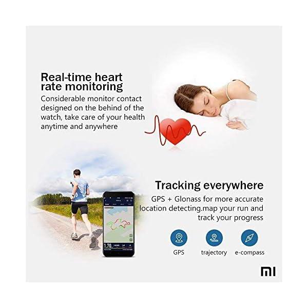 Xiaomi Verge - Reloj Deportivo (smartwach) 5