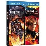 Coffret animation - Dante's Inferno + Resident Evil Degeneration